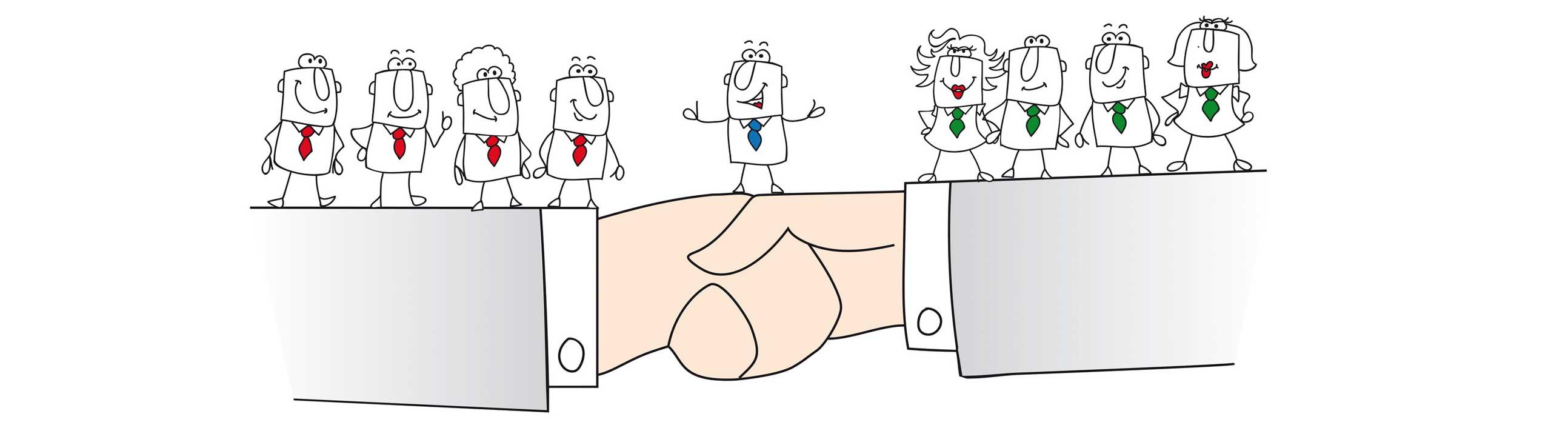 servicio de mediación entre empresas y clientes