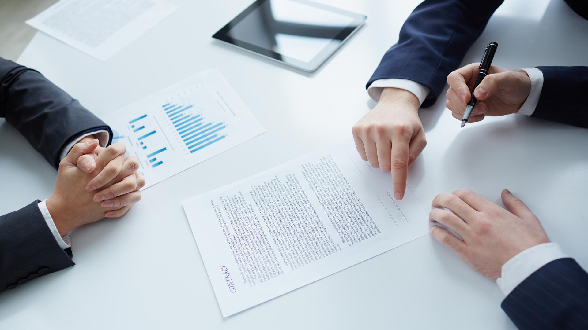 Qué características y cláusulas debe poseer un contrato de servicios ...