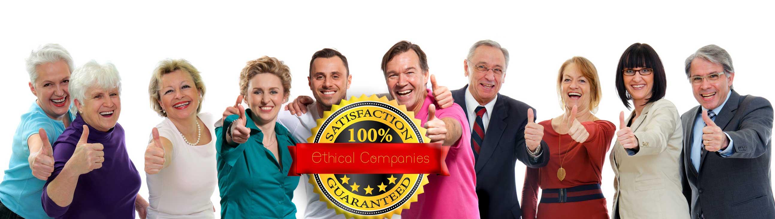 satisfacción del cliente con la empresa en biriska.com