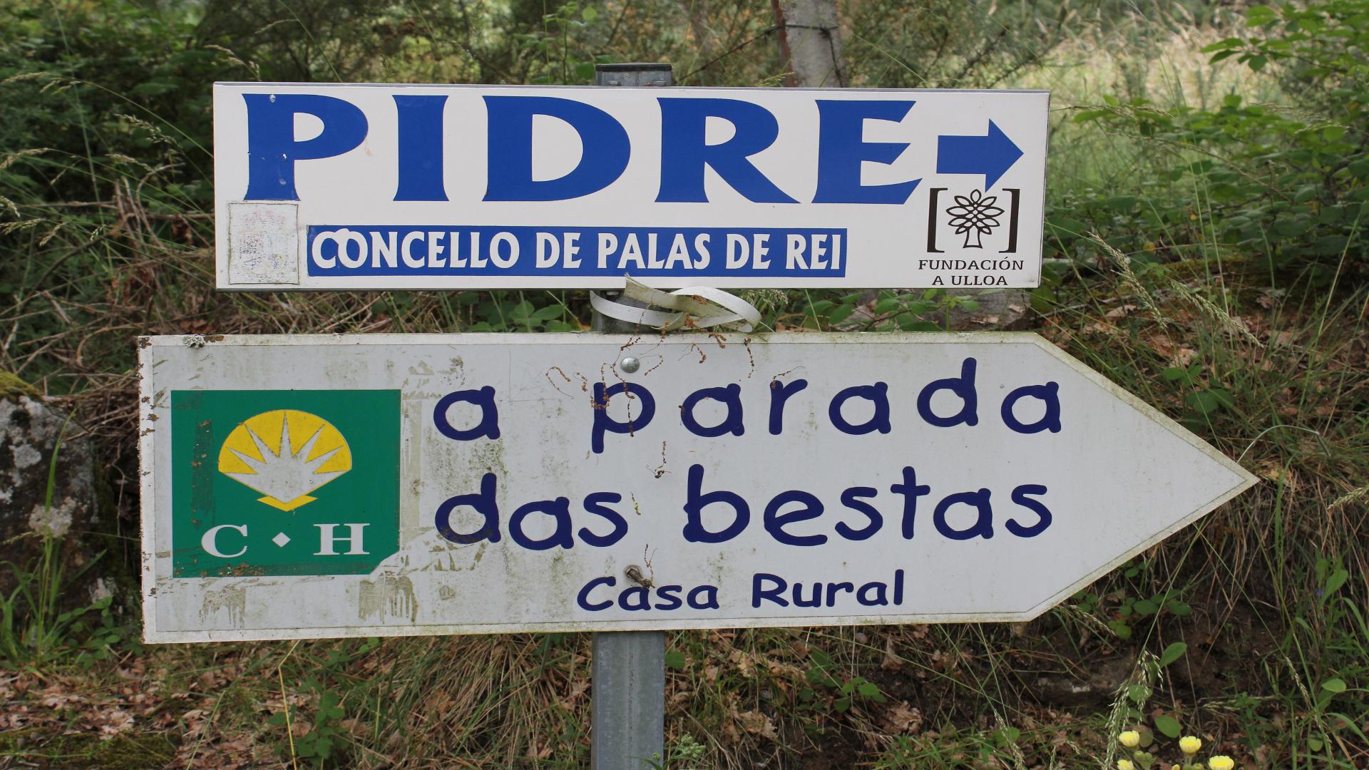 A Parada das Bestas quiere beneficiar a los ganaderos y agricultores de la comarca.1920