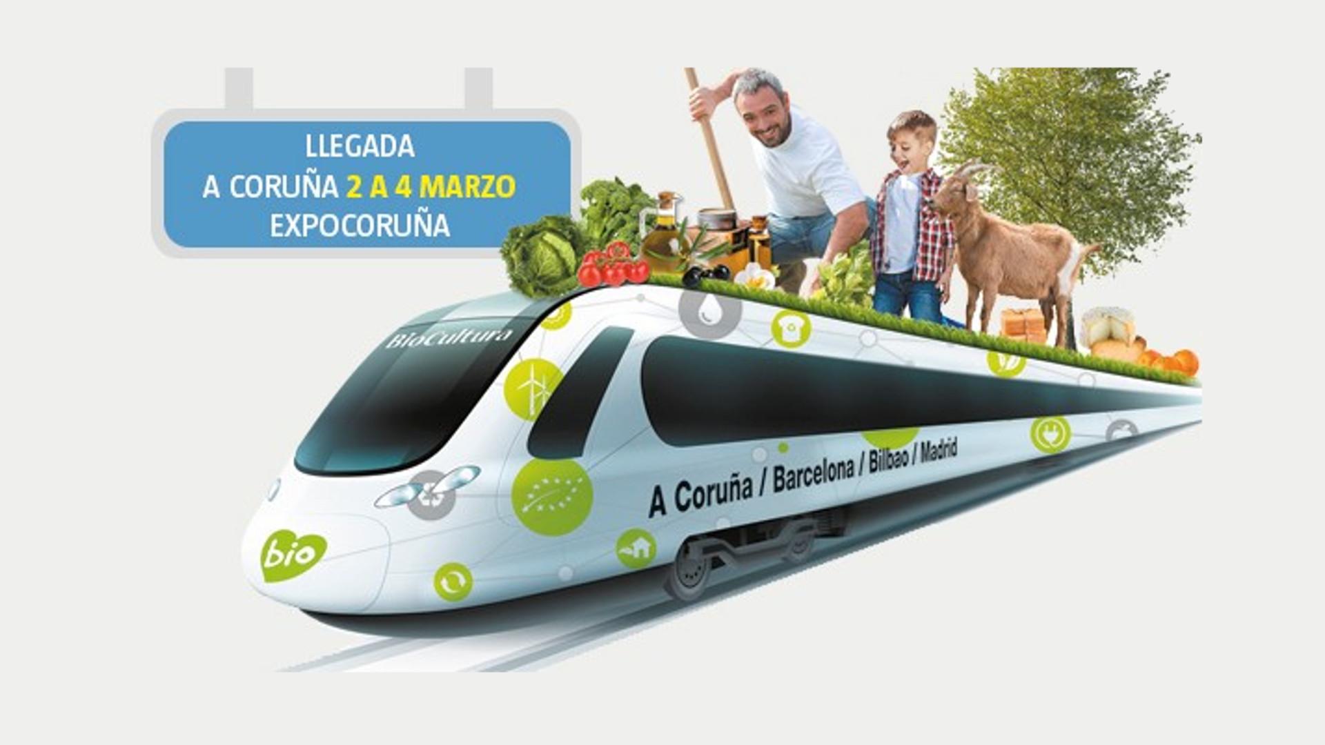 En marzo Galicia acogera la feria de productos ecologicos mas importante de España.1920