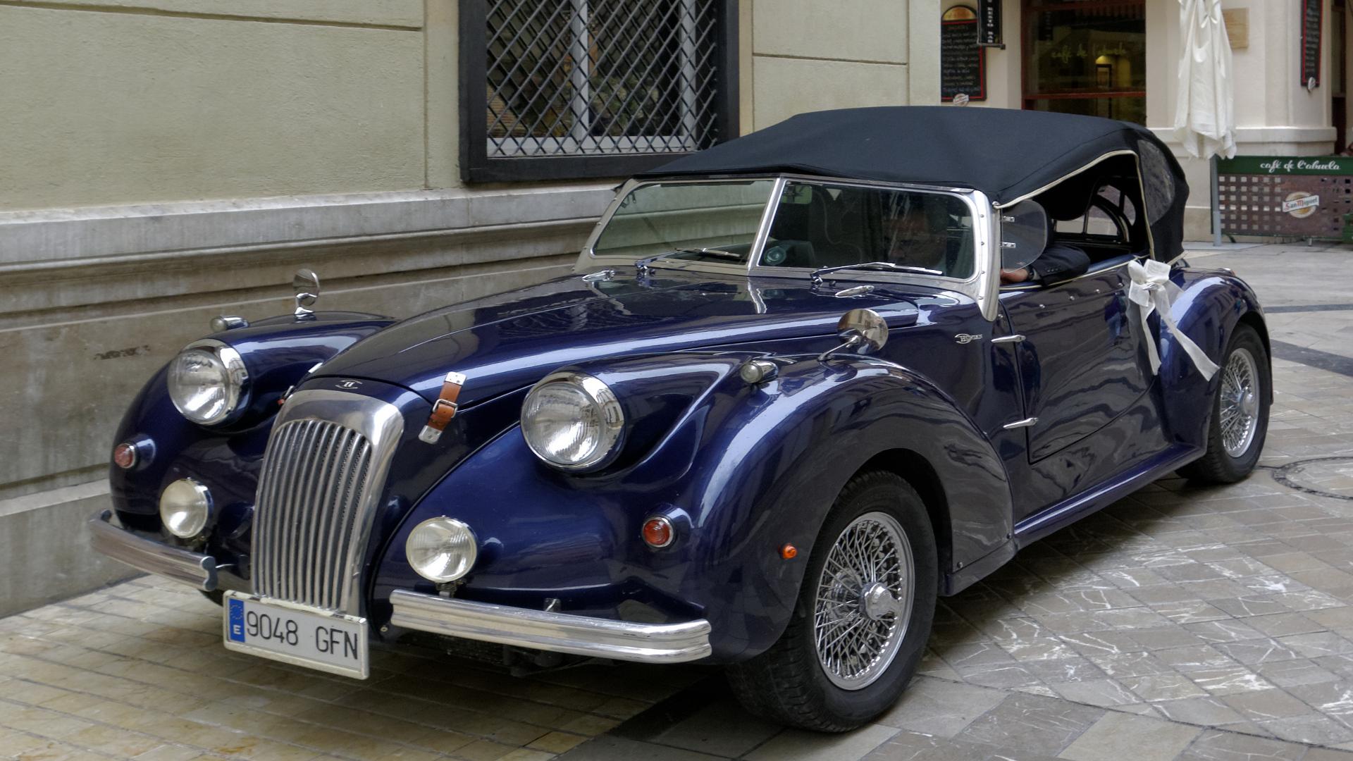 Conoces estas marcas de coches españolas.1920