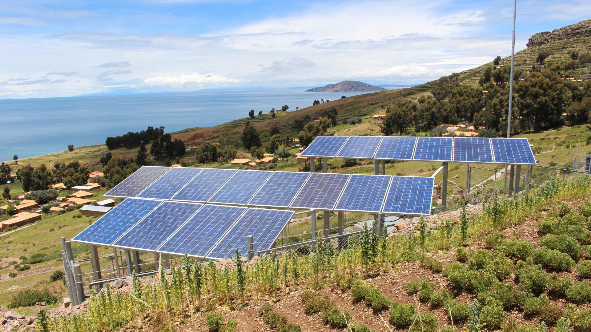 Convocadas las ayudas para instalar energias renovables en el sector agroganadero1920