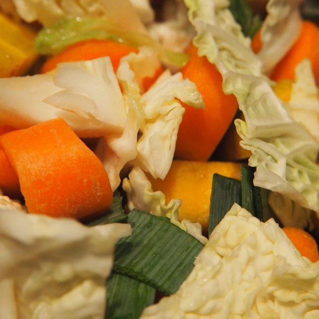 Consejos que te ayudarán a no maltratar a las verduras