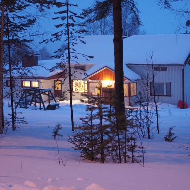 ¿Quieres ir a Laponia en Semana Santa?