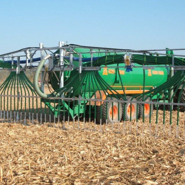 Las ayudas del Plan Renove adaptarán la maquinaria agrícola para cumplir el Decreto de Purines