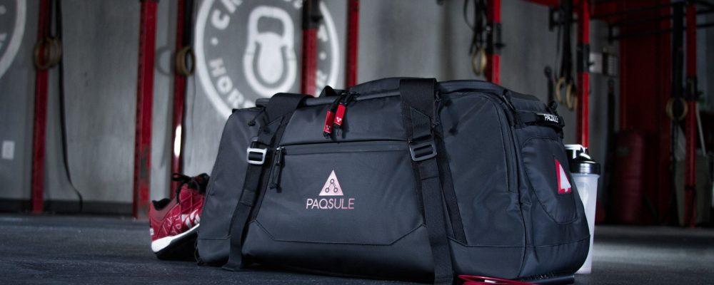 Gimnasio: Paqsule, la bolsa deportiva que lava toda tu ropa sin esfuerzos