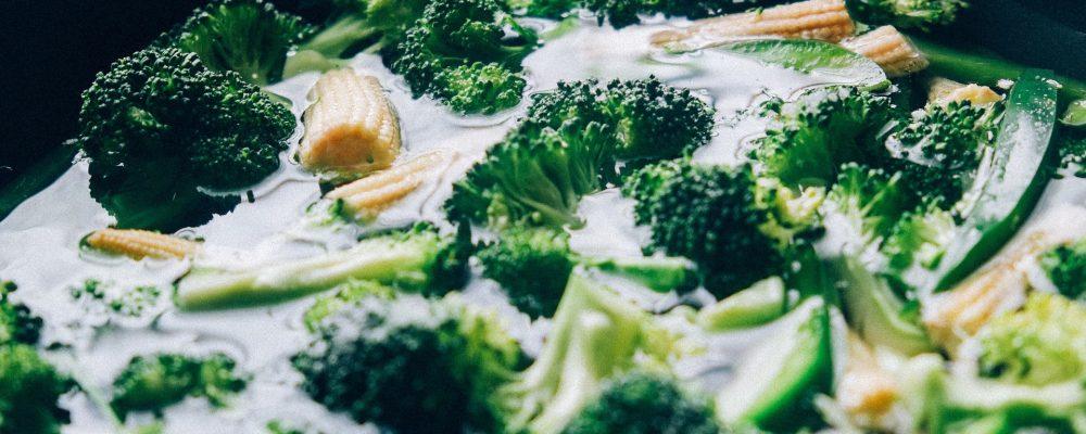 Así se debe cocinar el brócoli