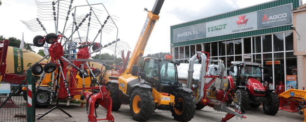 La seguridad, una prioridad para la maquinaria agrícola