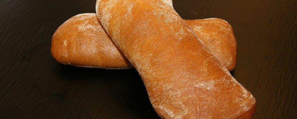 Los tipos de pan que más se consumen en España
