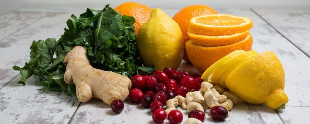 Comer frutas y verduras para vivir más años