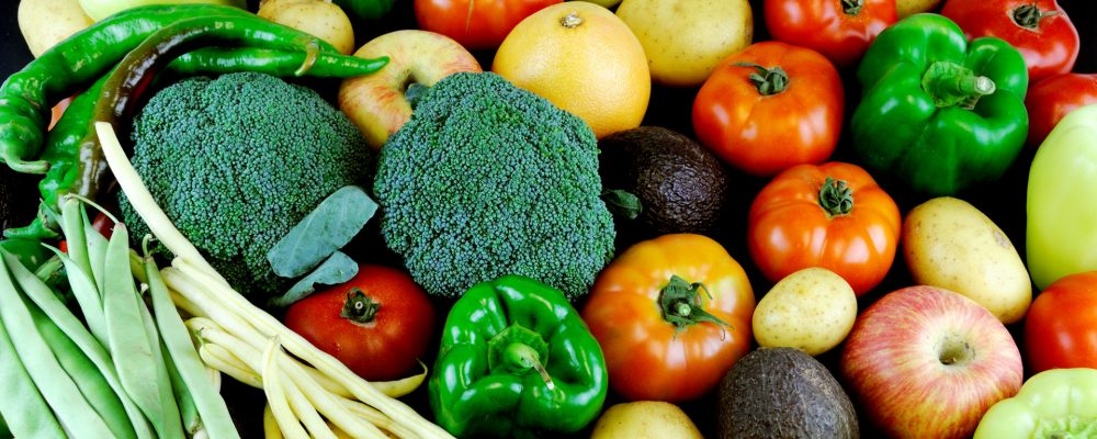 El estrés disminuye al comer más frutas y verduras