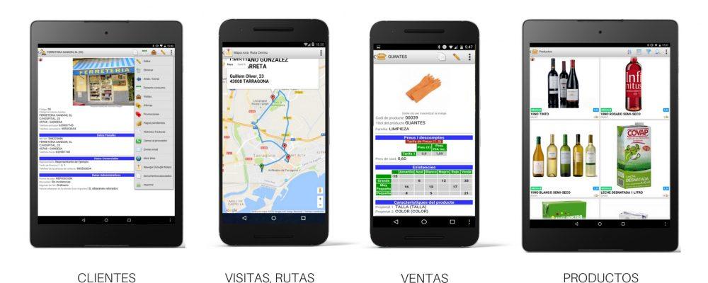 iGes, una app perfecta para empresas de distribución y comerciales