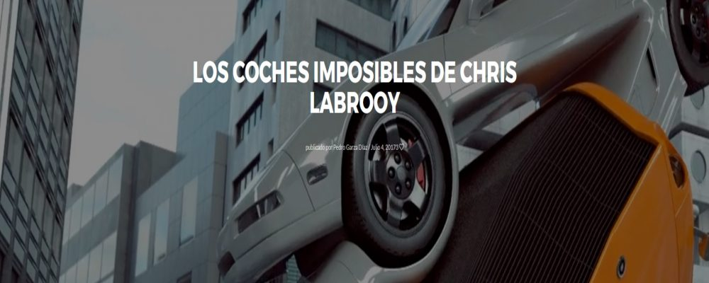 Los coches imposibles de Chris Labrooy