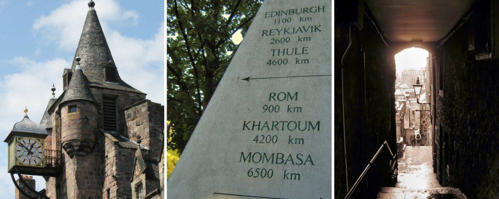 ¿Te animas a viajar a Edimburgo?
