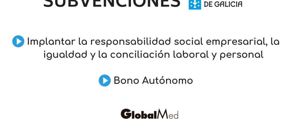 Ayudas de la Xunta para pymes y autónomos: RSE, igualdad, conciliación y competitividad
