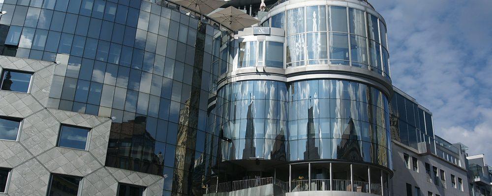 El vidrio como material de construcción