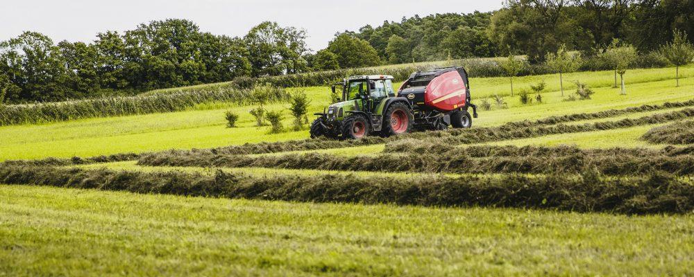 Aumentan las ventas mundiales de tractores nuevos