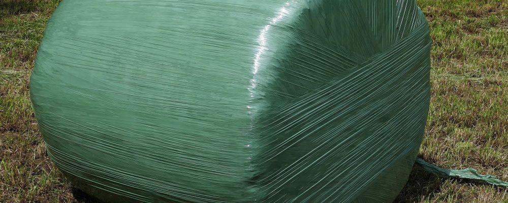 Campaña para recoger plásticos agrícolas de silo en el Ayuntamiento de Lalín