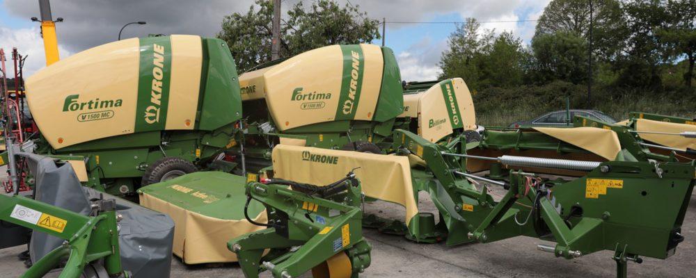 Especializados en la venta de maquinaria agrícola nueva y usada