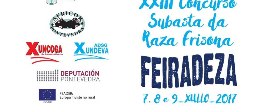 Feiradeza 2017 vuelve un año más con su XXIII edición