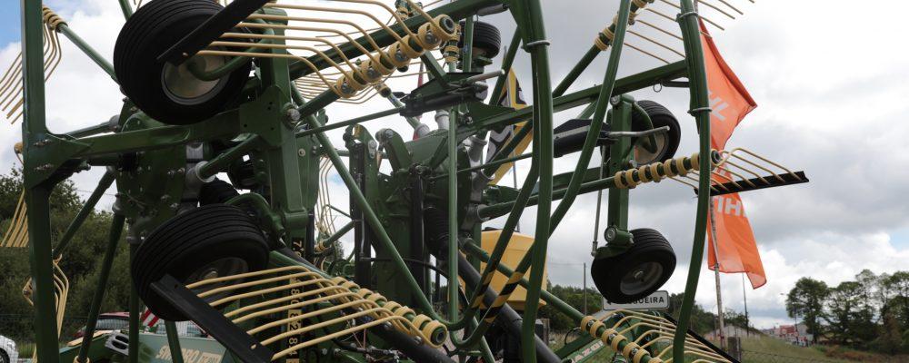 La evolución de la maquinaria agrícola