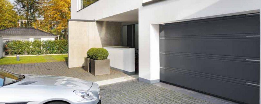 Las ventajas de una puerta seccional de garaje
