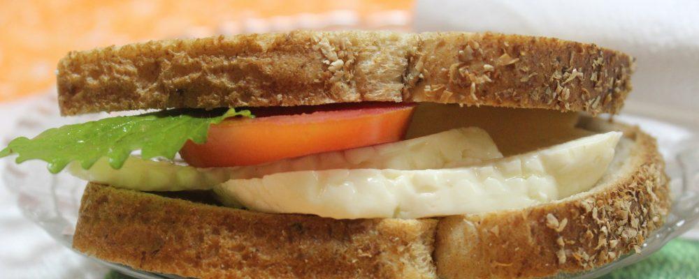 Pan para mejorar el rendimiento deportivo
