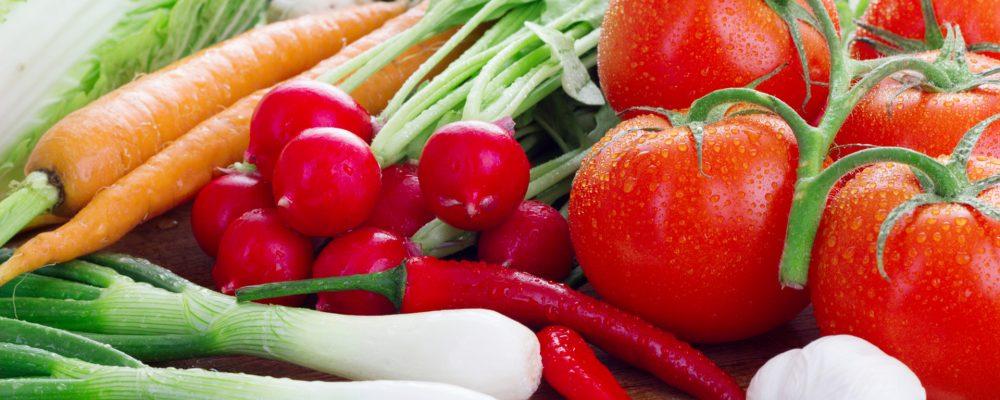 ¿Qué frutas y verduras están en pleno esplendor en marzo?