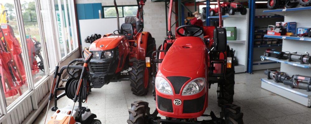 ¿Qué maquinaria agrícola es obligatorio inscribir en el ROMA?