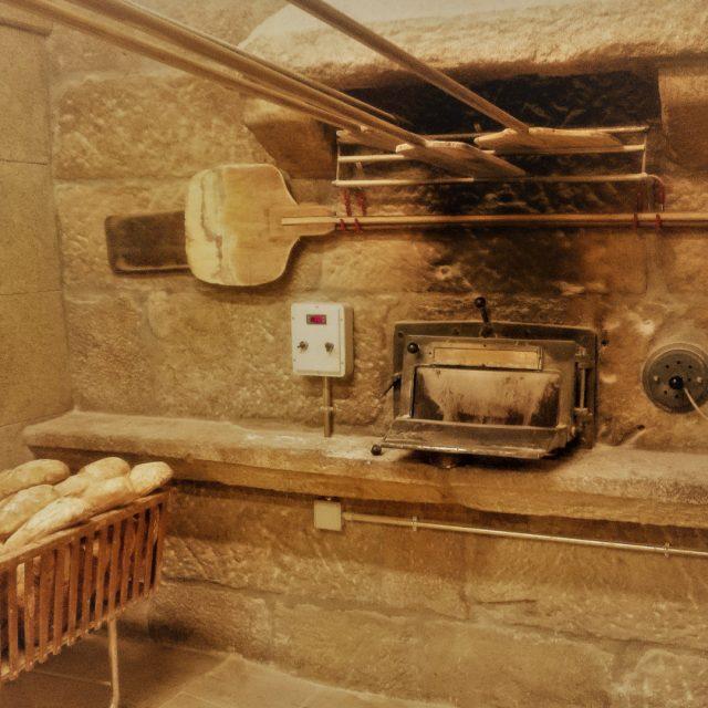Una panadería de Ourense con historia