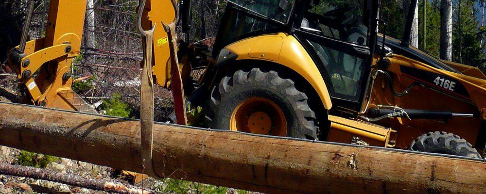 Convocado un curso sobre 'Manejo de tractores forestales' para octubre en Santiago