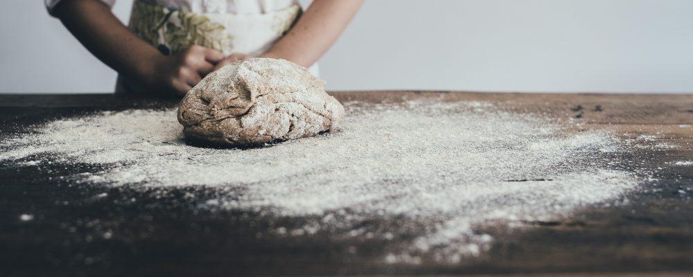El ingrediente principal del pan: la harina
