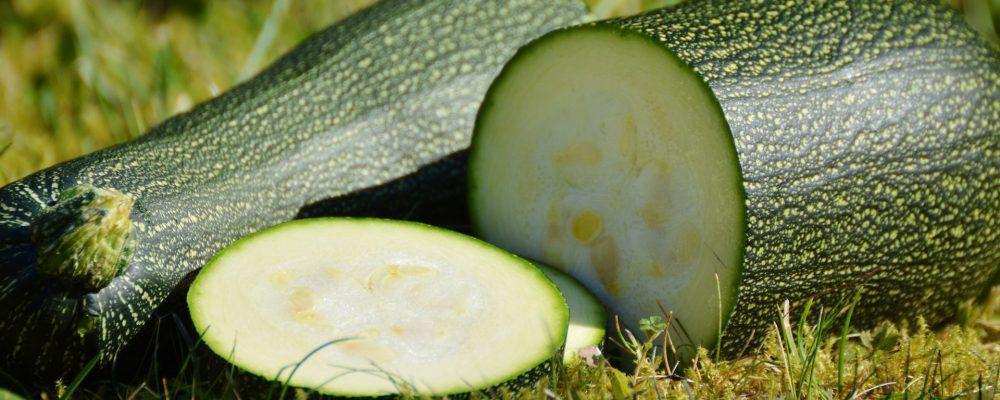 Calabacín, otro alimento estrella para una dieta saludable