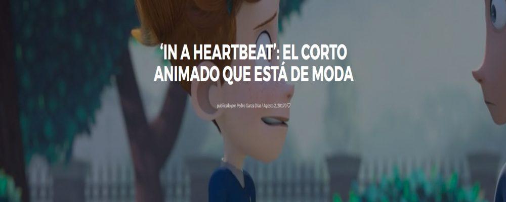 'In a Heartbeat': El corto animado que está de moda
