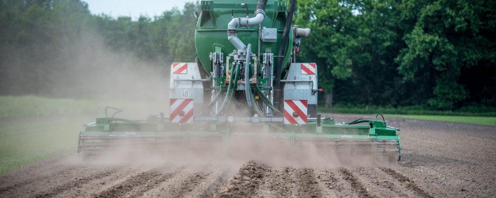 Subvenciones estatales destinadas a la adquisición de cisternas de purín nuevas