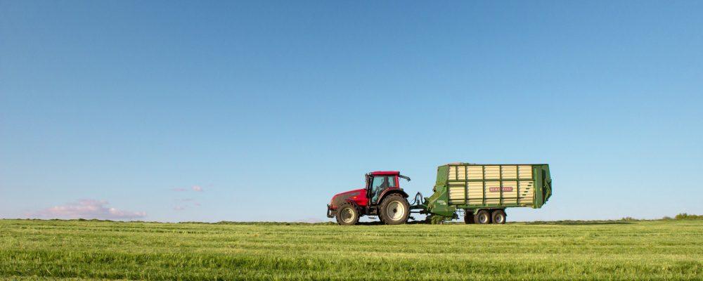 Principales tipos de maquinaria agrícola