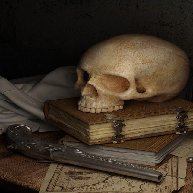 Muertes famosas de la literatura
