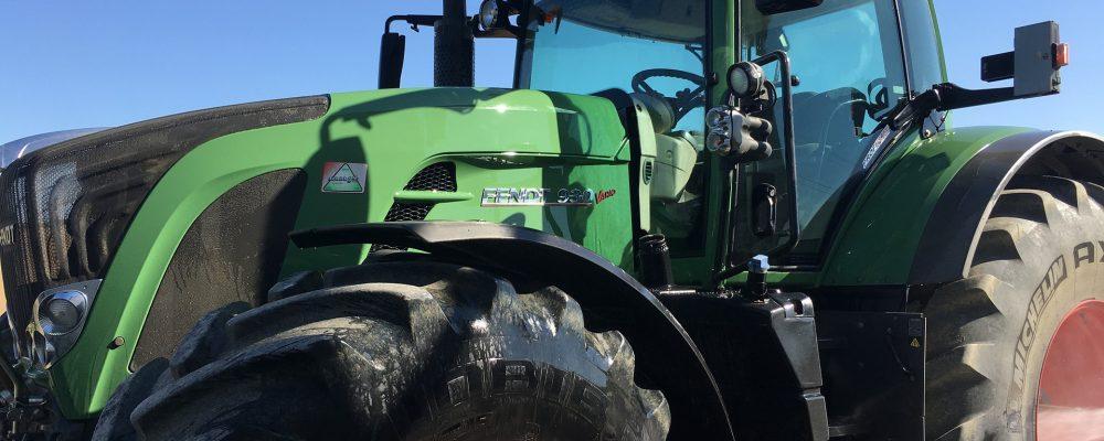 Aumenta el número de tractores nuevos inscritos en enero