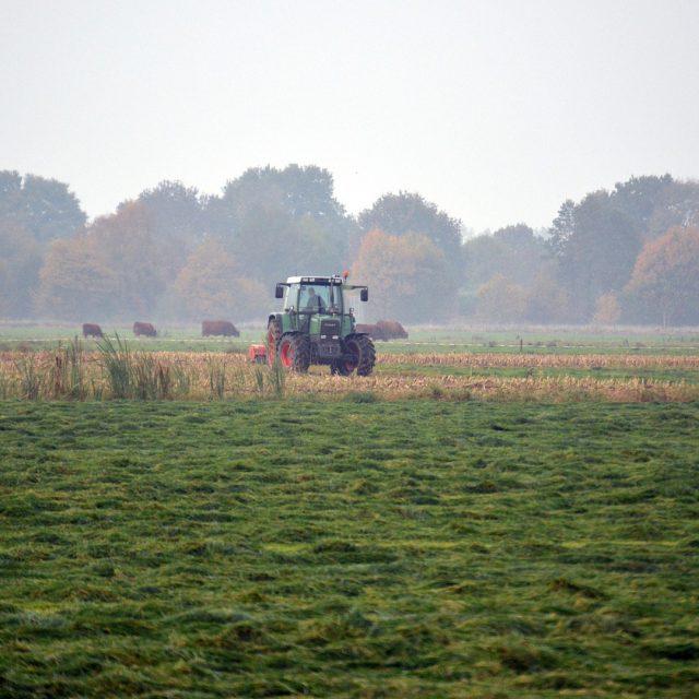 Campaña para prevenir accidentes de tractor
