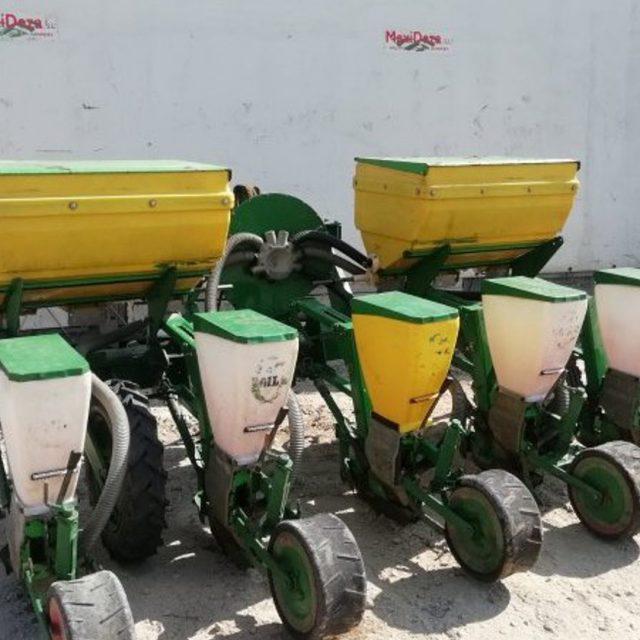 Características y tipos de la sembradora agrícola
