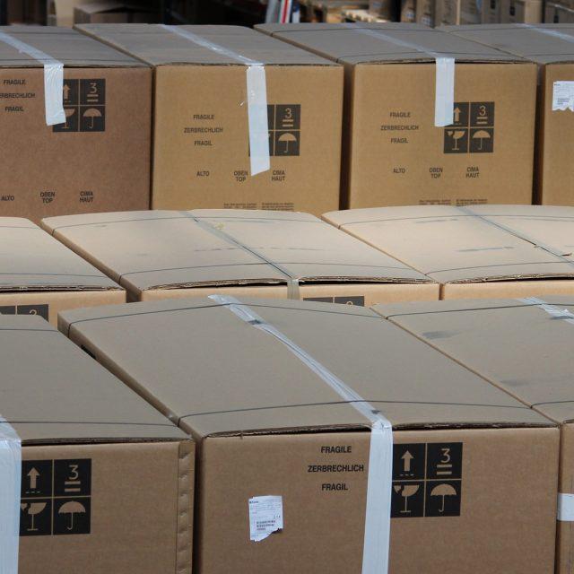 Gestión de almacenes más eficiente con un SGA