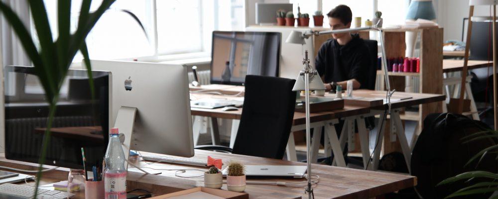 Láminas solares contra la disminución de la productividad laboral