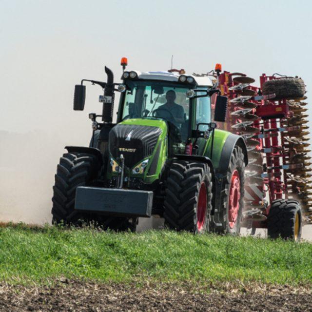 Las ventajas de los tractores Fendt
