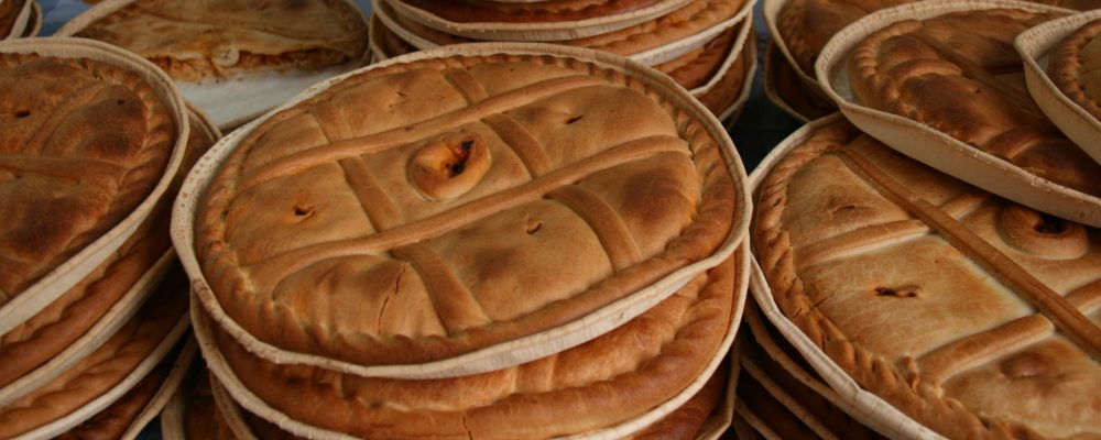 Los rellenos más habituales de la empanada gallega