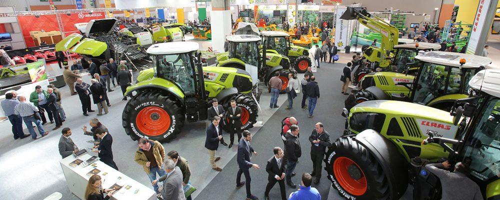 Presentada en Galicia FIMA 2018, la feria de maquinaria agrícola más importante del sur de Europa