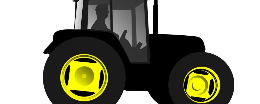 En fin, aparece un tractor robado en 2016 en el mismo sitio en  el que fue robado