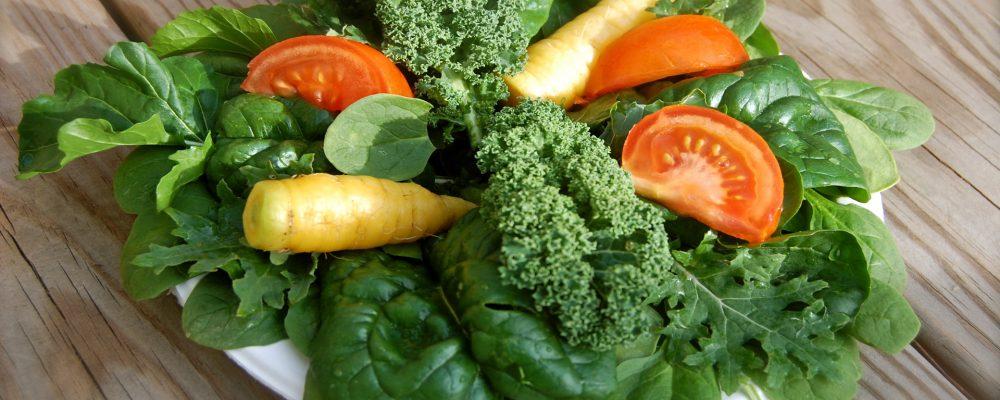 ¿Sabemos lavar bien la verdura?