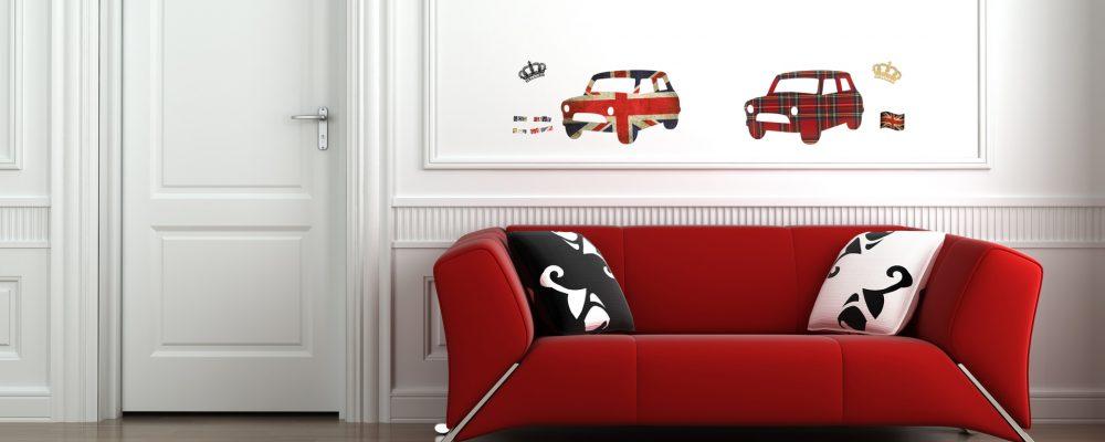Diseño y rotulación: Cómo elegir el vinilo decorativo ideal para tu hogar