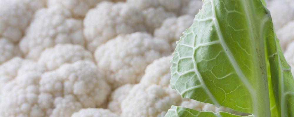 La coliflor, mejor cocida para aprovechar todas sus virtudes